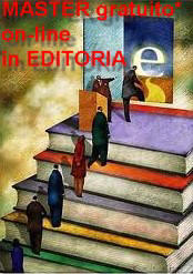 1° MASTER gratuito* on-line in EDITORIA